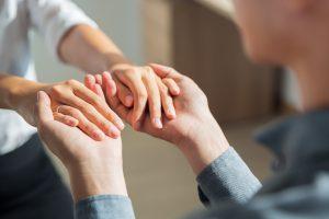 My Healing Mentors Holding Hands