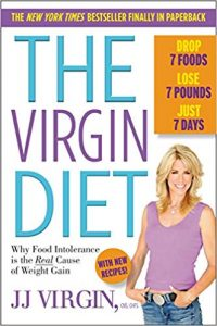 The Virgin Diet JJ Virgin author
